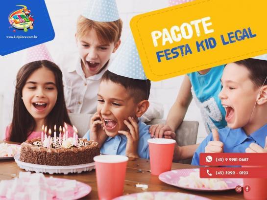 Festa Kid Legal